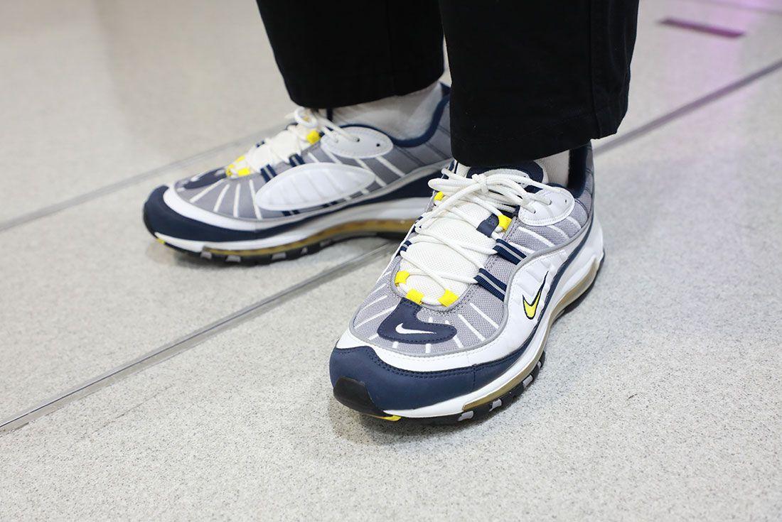 Atmos Con Tokyo 2019 Koji Sneaker Freaker On Foot Shot13