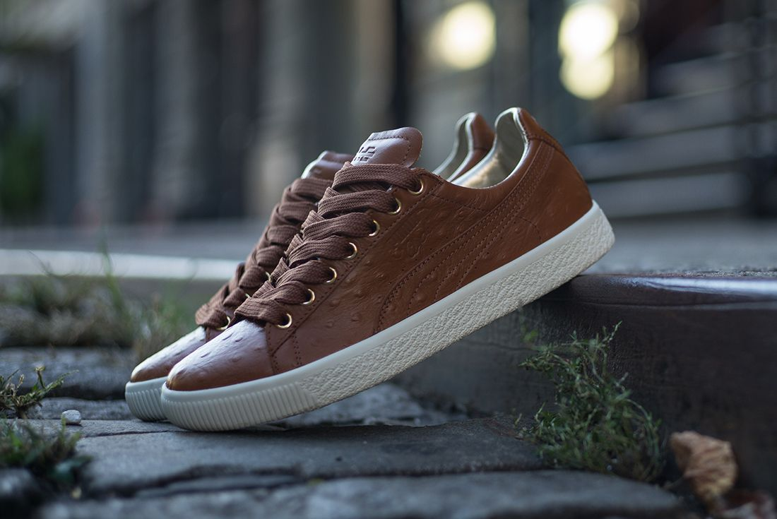 Sole Dxb X Puma Clyde Swag7