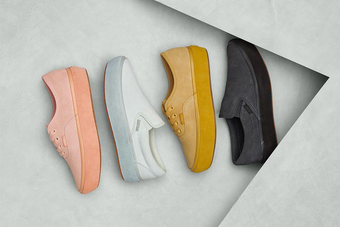 Vans Suede Outsole Pack 2018 Sneaker Freaker 1