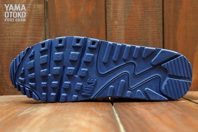 Nike Am90 Hyp 4Thjuly Blue Sole Profile 1