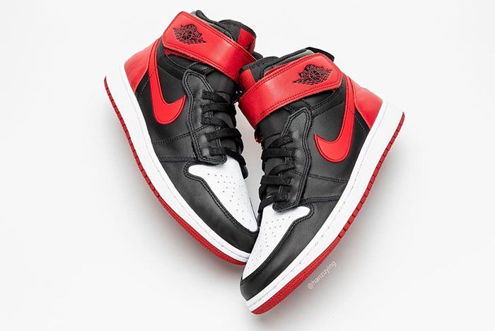 Air Jordan 1 Fly Ease Gym Red Cq3835 001 Release Date 6