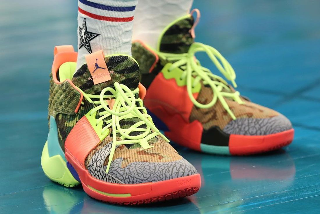 Russell Westbrook Zer0 2 Why Not