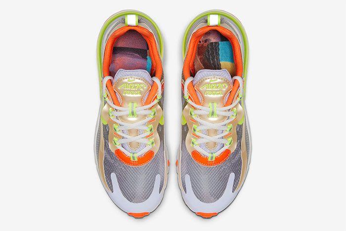Nike Air Max 270 React Zesty Top