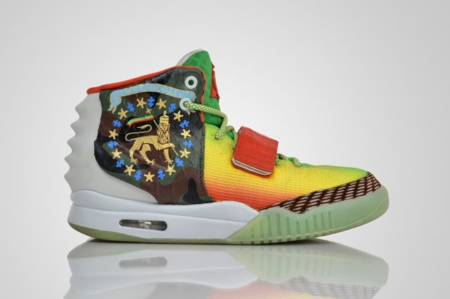 Revive Customs Nike Air Yeezy 2 Marleezys 3