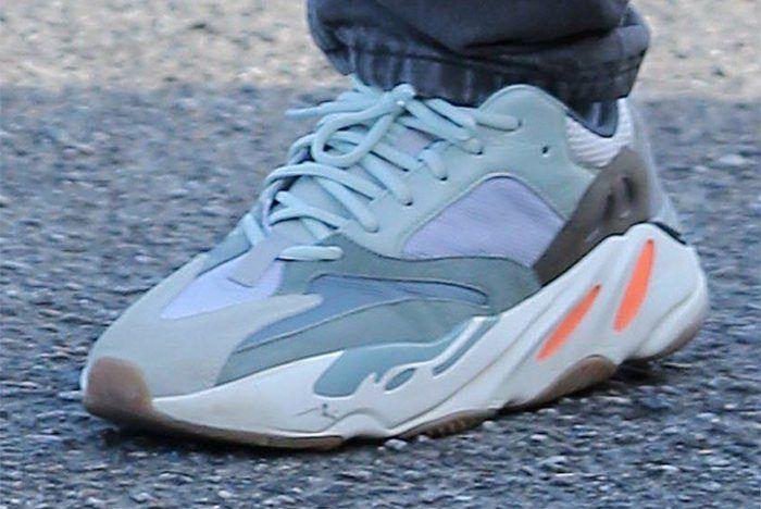Kanye Hits La In New Yeezy Wave Runner 1