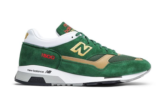Athletic Bilbao New Balance 1500 Green 2019 Release Date Lateral
