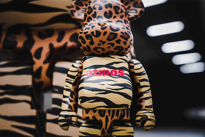 Nike Air Max 1 95 Animal Pack 2 0 Be@ Rbrick Bearbrick 100 400 5