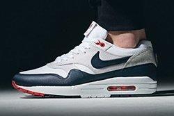 oler No se mueve Divertidísimo  Nike Air Max 1 Patch (Paris) - Sneaker Freaker