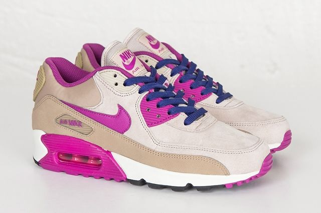 Nike Am90 Dusty Lilac 4