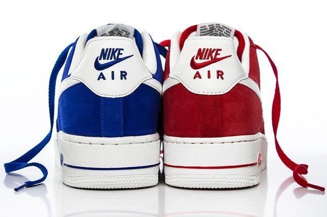 Nike Af1 Blazer Pack Heel Profile 1