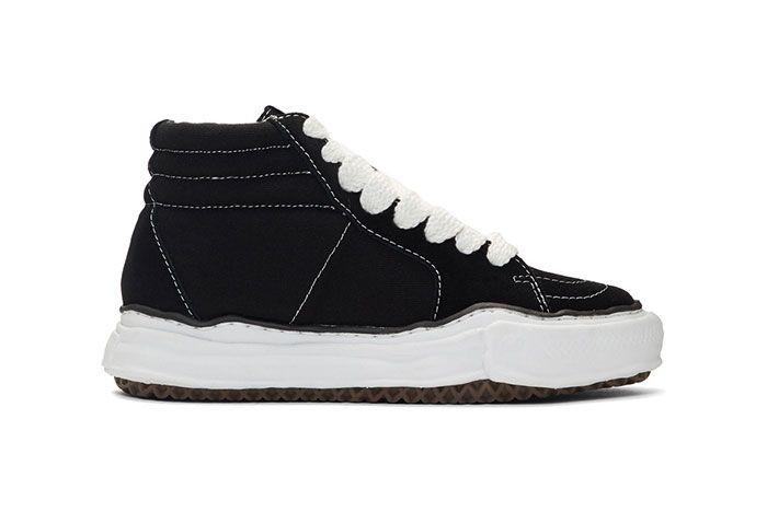 Mihara Yasuhiro Original Sole Sneaker Side Shot 4