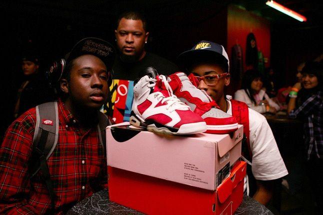 Jordan Carmine Vi H Town Sneaker 1