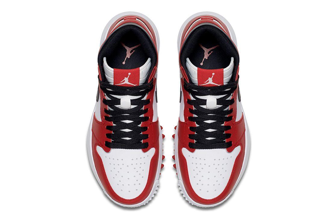 Air Jordan 1 Golf Shoe10