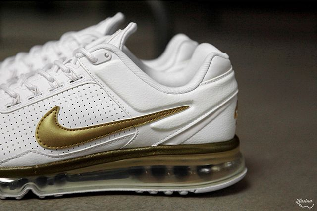 Nike Air Max 2013 Ext Leather Qs Metallic Gold 5