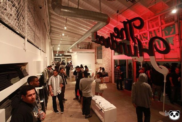 The Hundreds Santa Monica Store Opening 24 1