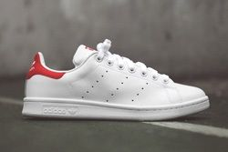 Adidas Originals Stan Smith Og White Red Thumb