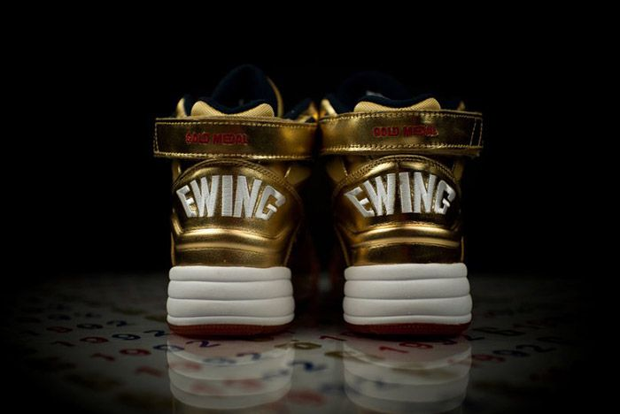 Ewing Athletics Eclipse Gold Medal 8