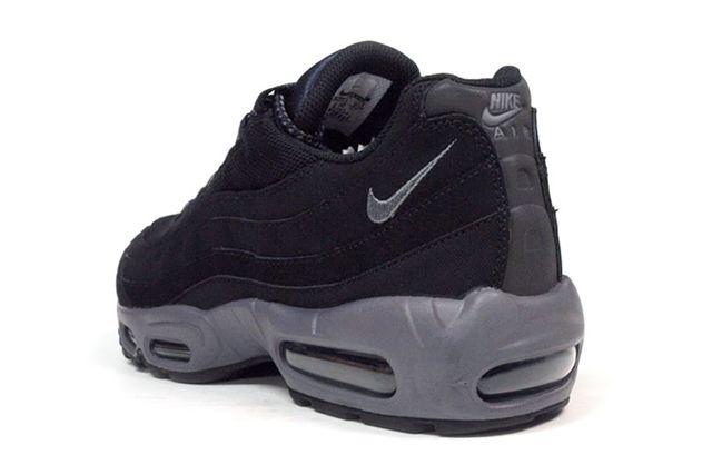 Nike Air Max 95 Black Grey Bumperoo 1