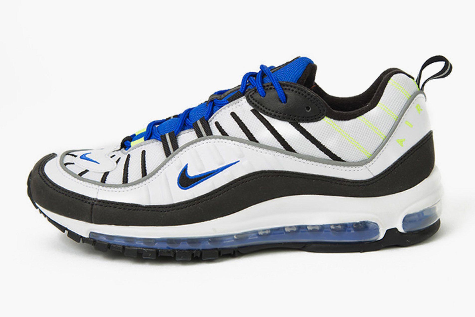 Nike Air Max 98 Racer Blue Release Info 002 Sneaker Freaker