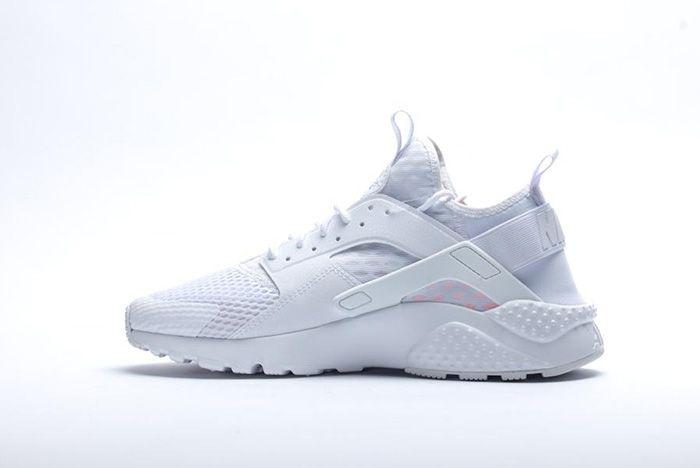 Nike Air Huarache Ultra Br Triple White 2