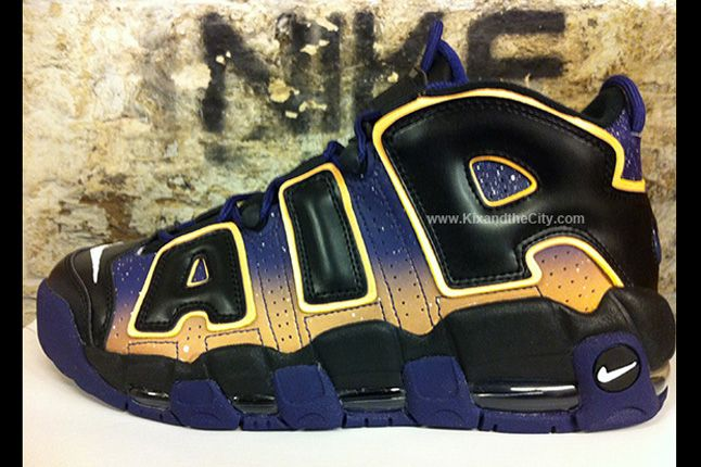 Nike Air More Uptempo Dawn To Dusk Profile 1