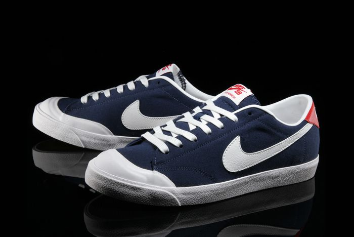 Nike Sb Zoom All Court Ck Midnight Navy 2