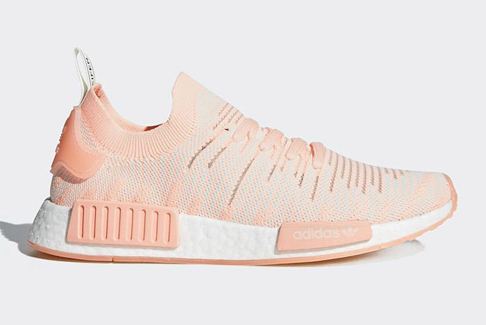 Adidas Nmd R1 Stlt Clear Orange 5