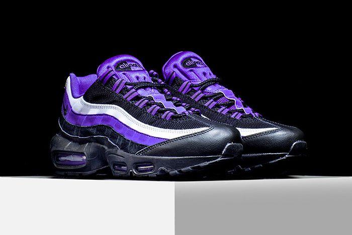 Nike Air Max 95 Persian Violet 1