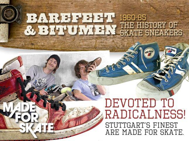 Made For Skate Vintage Skate 15