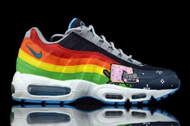 Revive Customs Nike Air Max 95 Nyan 95 Thumb