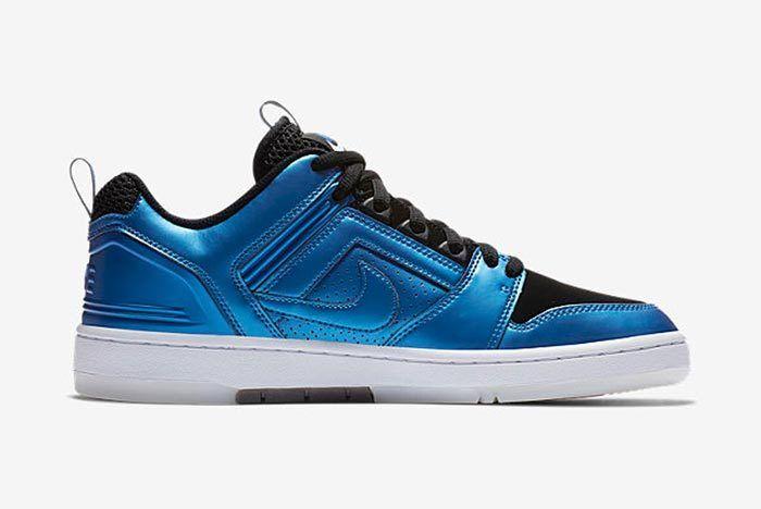 Nike Sb Air Force 2 Penny Royal Blue Foamposite 3