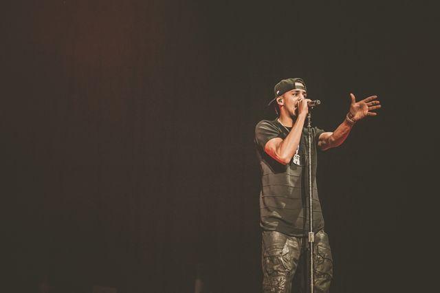 Eminem The Rapture J Cole Melbourne 25