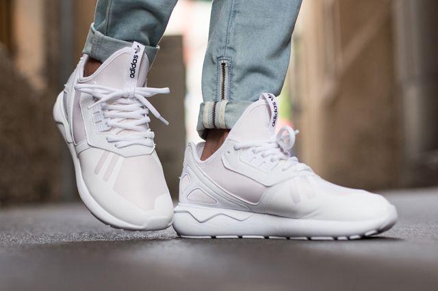Adidas Tubular White 1