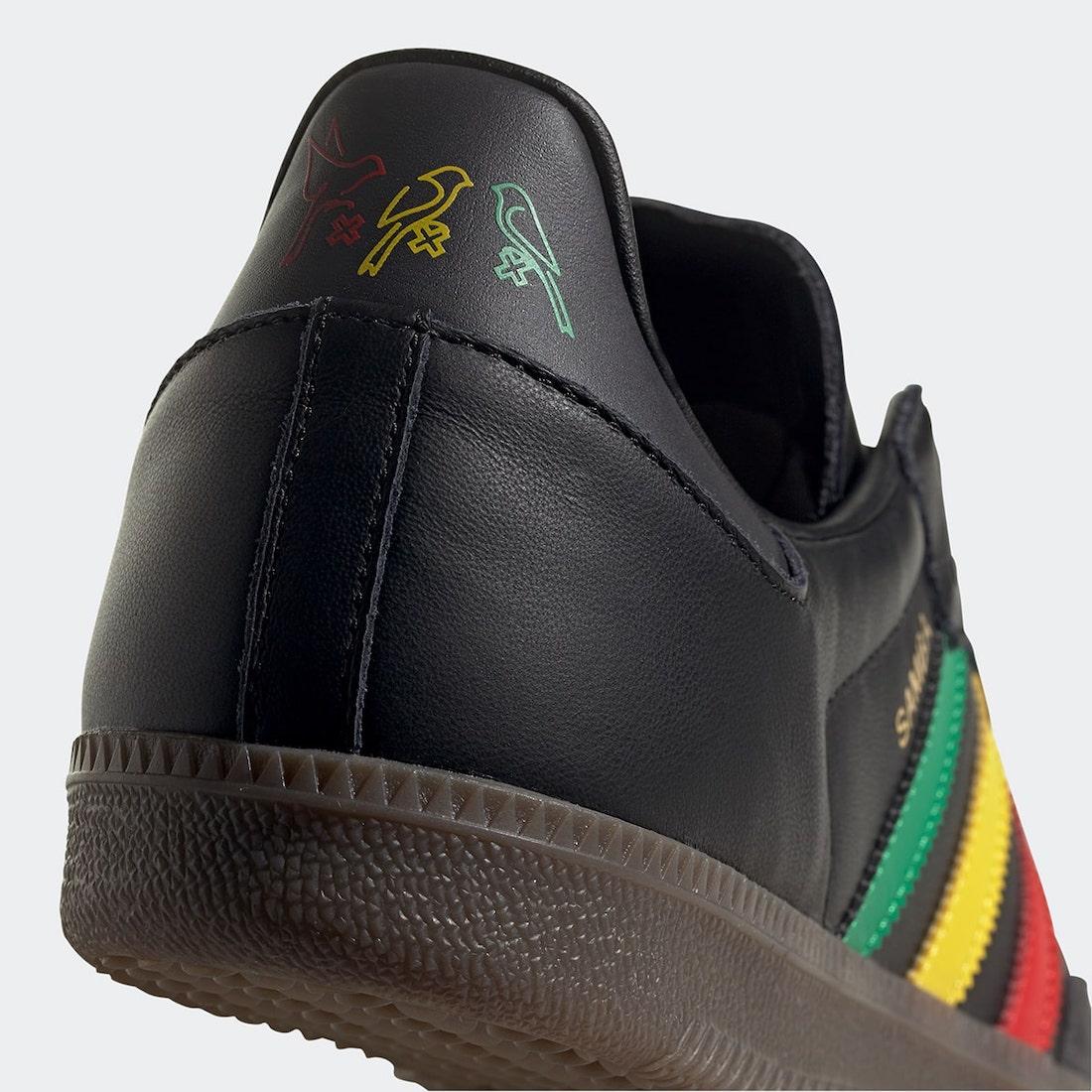 adidas Ajax Samba Three Little Birds GX2913