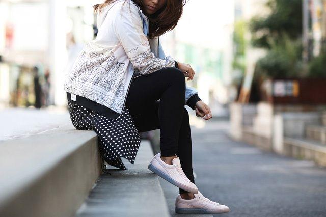 Sophia Chang X Puma Brooklynite Lookbook 4