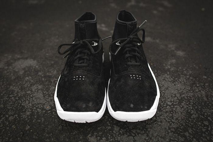 Nike Hyperdunk Low Lux Black White 10