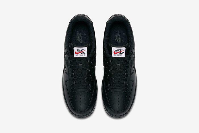 Nike Af1 Swoosh Pack Black Sneaker Freaker 7