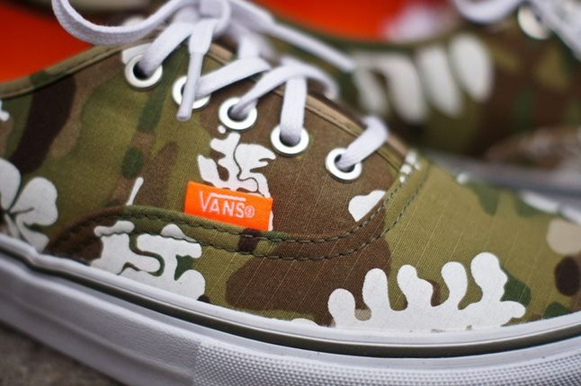 Vans Authentic Lx Aloha Cambray Pack 1