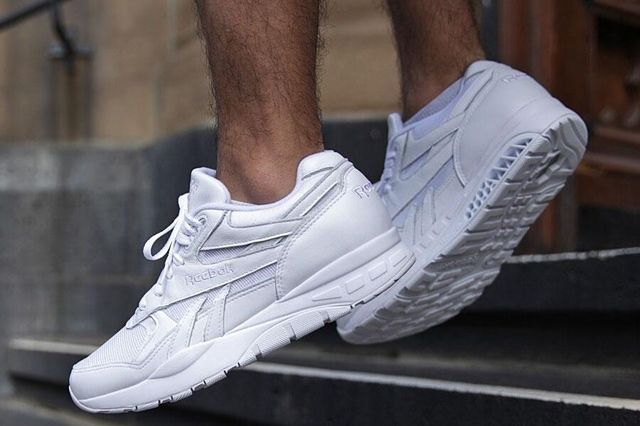 Reebok Ventilator Supreme Triple White 6