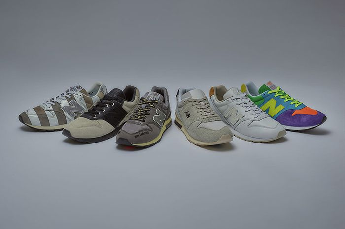 New Balance 996 Atmos Nonnative United Arrows Beams Mita N Hoolywood Release Date Hero
