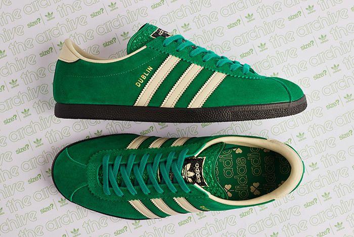 Adidas Dublin St Patricks Day Green 2