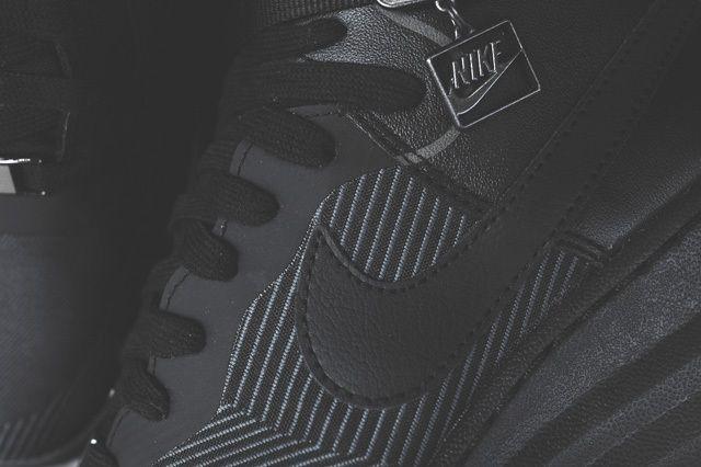 Nike Lunar Force 1 Sky Hi Jacquard Monotone Pack 8