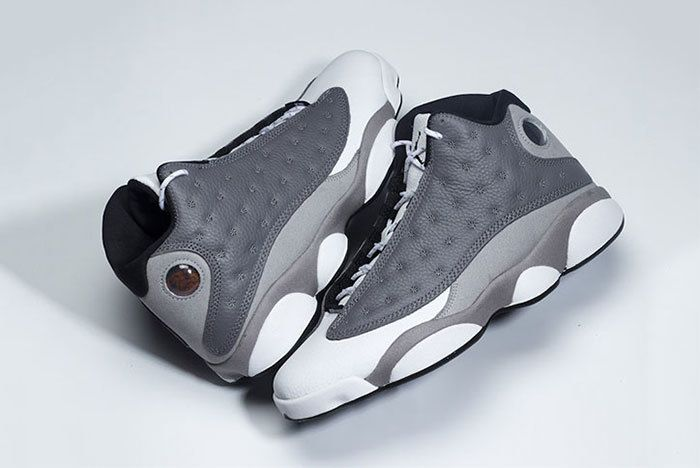 Air Jordan 13 Retro Atmosphere Grey 414571 016 Release Date