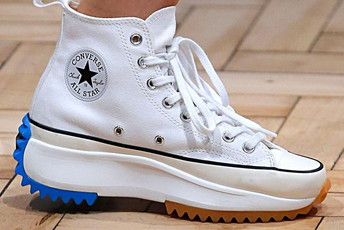 Five Sneaker Takeaways London Fashion Week 10