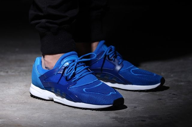 Adidas Racer Lite Pool Blue 1