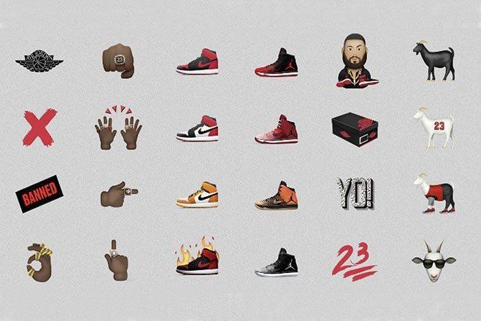 Jordan Brand Emoji 3