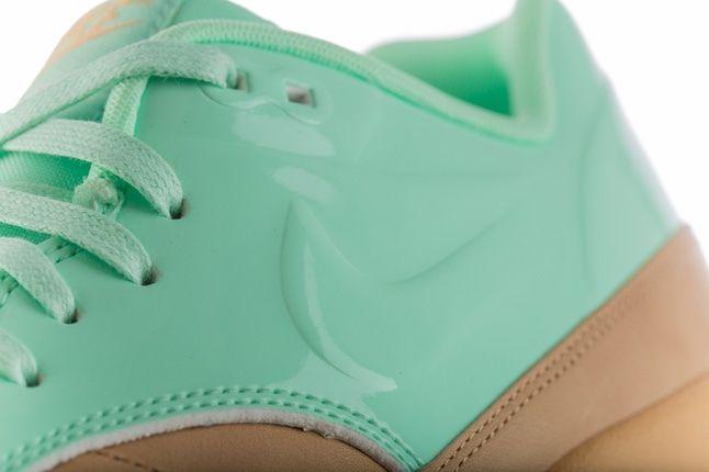 Nike Am1 Vt Vachetta Pack Mint Midfoot Detail 1