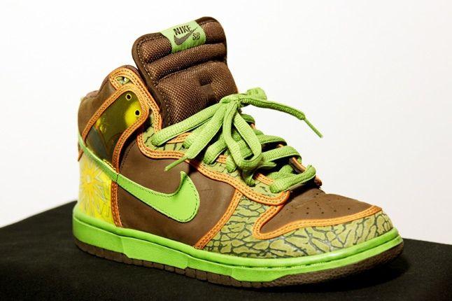 Franalations Nike De La Soul Dunk 1