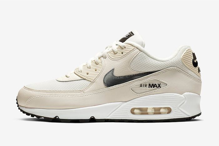 Nike Air Max 90 Essential Ivory Left