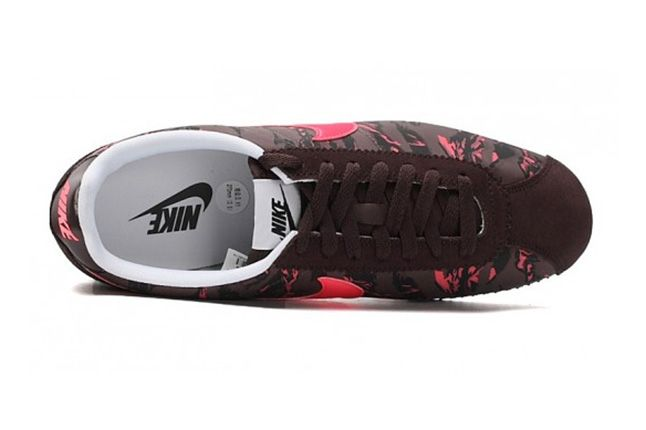 Nike Cortez Prm Tiger Camo Pack Red 3 1